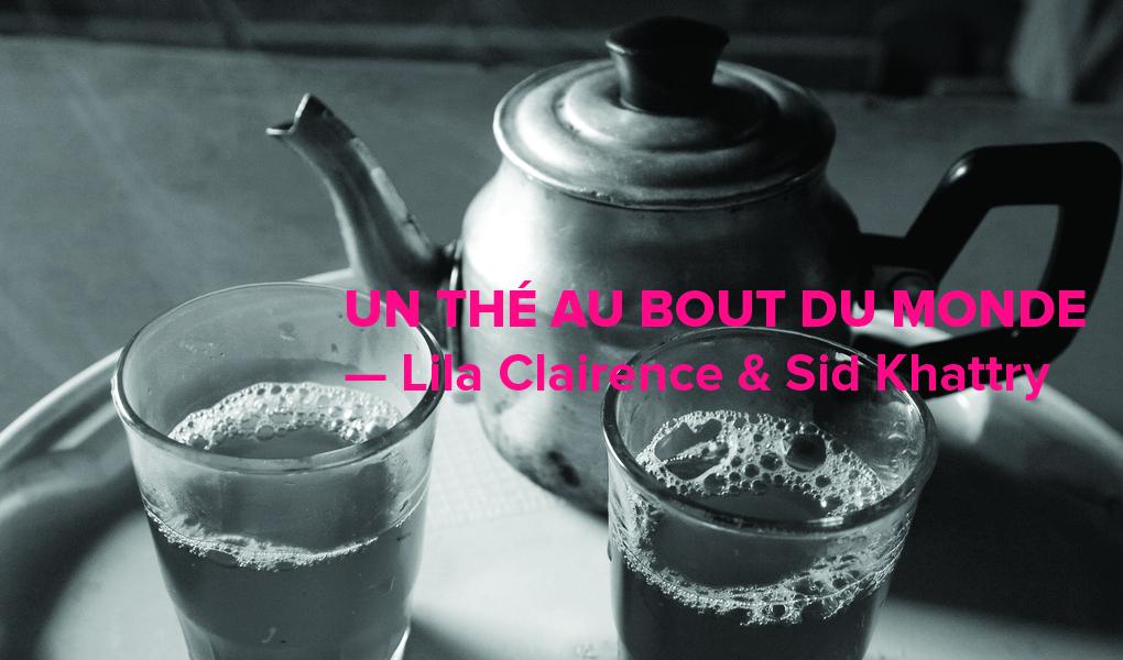 """Résultat de recherche d'images pour """"thé au bout du monde chahuts"""""""